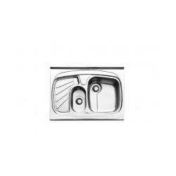 سینک ظرفشویی ایلیا استیل مدل 1018