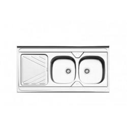 سینک ظرفشویی ایلیا استیل مدل 1028
