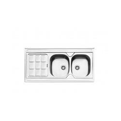 سینک ظرفشویی ایلیا استیل مدل 1029