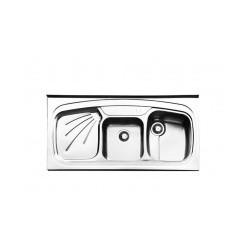 سینک ظرفشویی ایلیا استیل مدل 1013