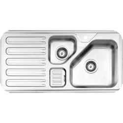 سینک استیل البرز مدل 824