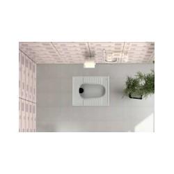 توالت زميني گلسار مدل نيلوفر