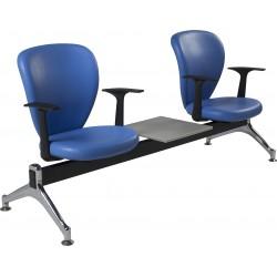WF90 : صندلی ردیفی 2 نفره راحتیران مدل