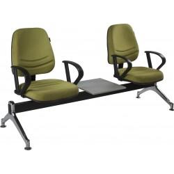 W320 : صندلی ردیفی 2 نفره راحتیران مدل