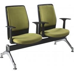 WF601 : صندلی ردیفی 2 نفره راحتیران مدل
