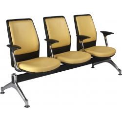 WF605 : صندلی ردیفی 2 نفره راحتیران مدل