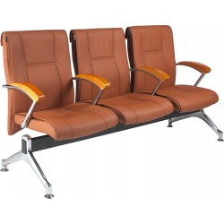 W3100 : صندلی ردیفی 2 نفره راحتیران مدل