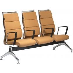 W8000 : صندلی ردیفی 2 نفره راحتیران مدل