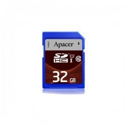 Apacer Memory Card SDHC UHS-I Class 10 - 32GB:مموری کارد اس دی 32 گیگابایت