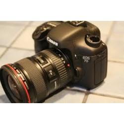 دوربین عکاسی Canon مدل EOS 7D Mark II+ 18-135 IS STM
