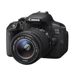 Canon EOS 700D Kit 18-55mm IS STM Digital Camera