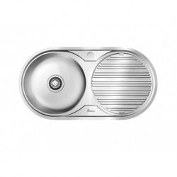 BS 957 سینک ظرفشویی استیل توکار بیمکث مدل