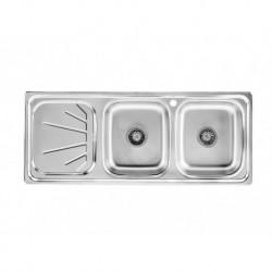BS 512 سینک ظرفشویی استیل توکار بیمکث مدل
