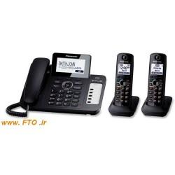 KX-TG6672     تلفن بيسيم پاناسونيك - مدل