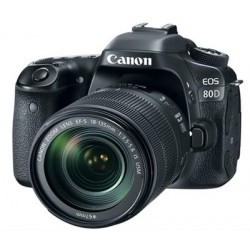 Canon EOS 80D 18-135 IS STM کانن