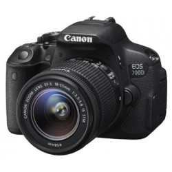 Canon EOS 700D / Kiss X7i Kit 18-55 STMکانن