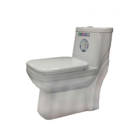 توالت فرنگی مروارید مدل پاریس