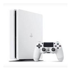 کنسول بازی سونی مدل Playstation 4 Slim Glacier White کد CUH-2016A ریجن 2 - ظرفیت 500 گیگابایت