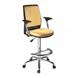 F608 صندلی رکابدار (نقشه کشی) راحتیران مدل